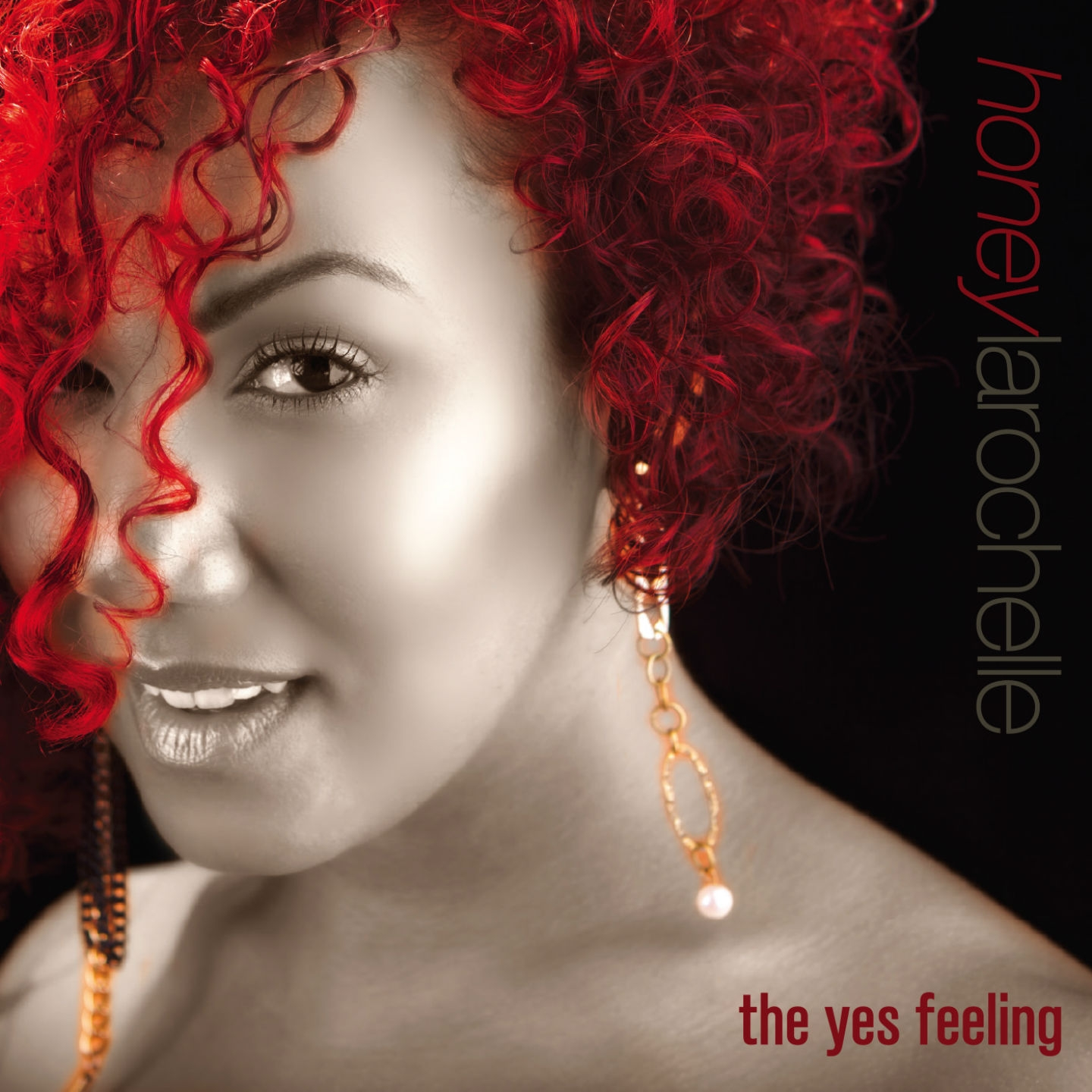 Honey Larochelle - The Yes Feeling