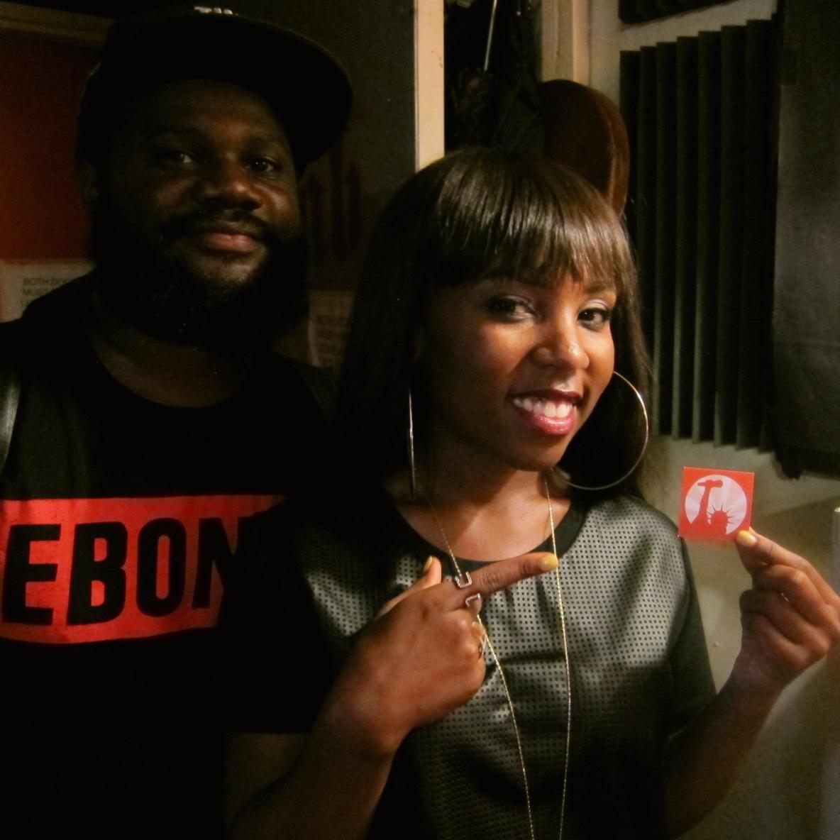 Ebony Joi Acoustic Gold