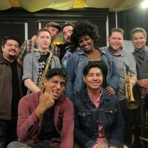 The Suffers Feature